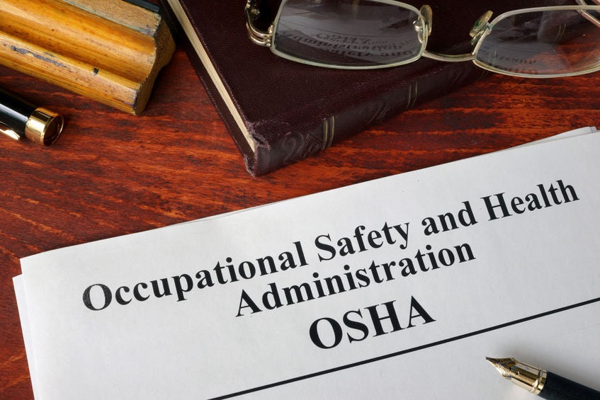 OSHA 101 for Massage Therapists, Spa & Salon Workers