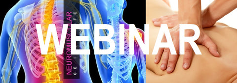 12 CE Hour Myofascial & Neuromuscular Therapy Live Interactive Webinar