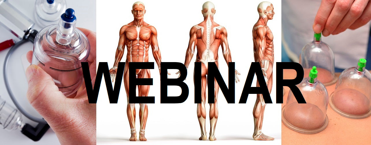 12 CE Hour Orthopedic Cupping Live Interactive Webinar