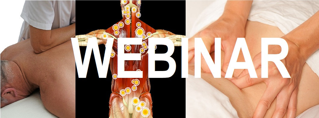12 CE Hour Trigger Point Therapy & Myofascial Release Live Interactive Webinar