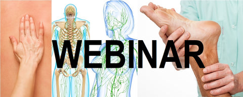 18 CE Hour Lymphatic Drainage Full Body & Facial Live Interactive Webinar
