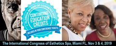 1 CE Medical Concerns for Working with Seniors & Geriatrics - FREE with Your International Congress of Esthetics Spa Show Ticket!