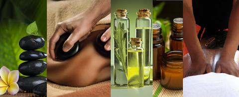 12 CE Aromatherapy & Hot Stone Massage Basics