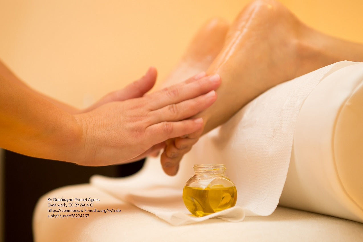 12 CE Advanced Foot Massage & Foot Reflexology 2 DAY CLASS $185