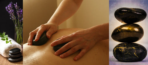 6 CE Hour Hot Stone Massage Basics