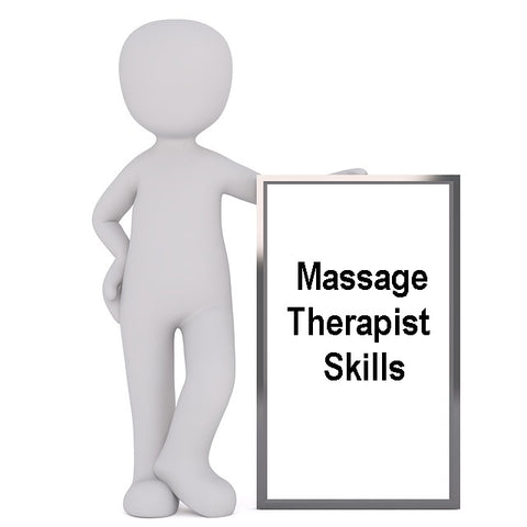8 CE Hour Massage Therapist Skills $130