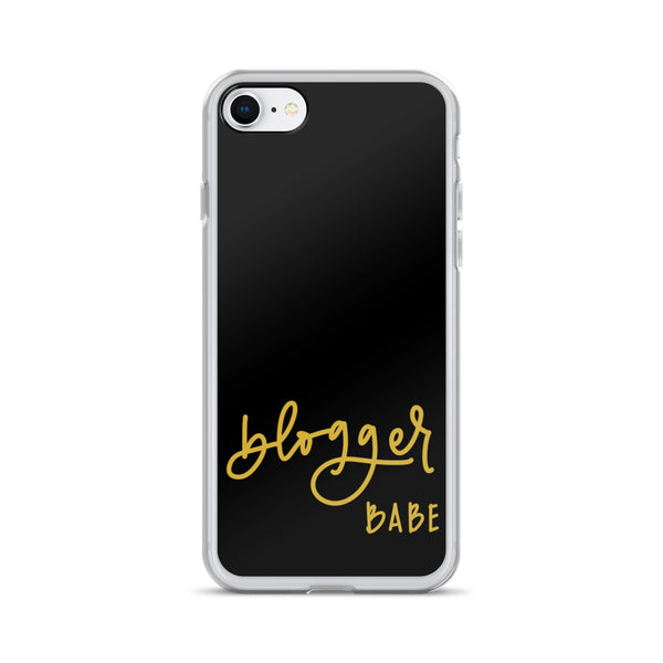 BLOGGER BABE // iPhone Case, Myeek