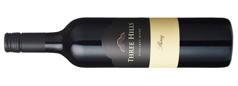 Three 2012 Hills Shiraz