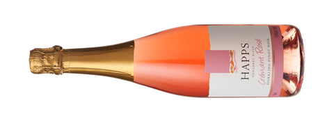 Happs Cremant Rosé Sparkling Pinot