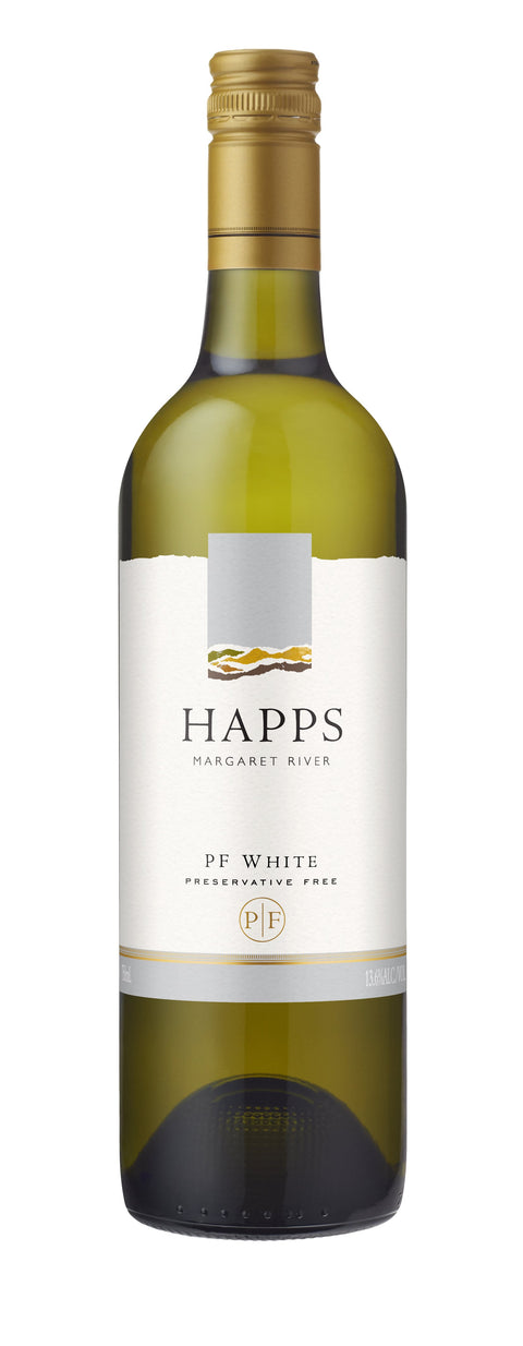Happs 2019 Preservative Free White