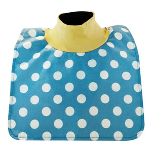 Light Blue Polka Dots