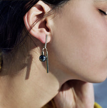 Quarry Adelaide Earrings / Hematite