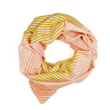 Block Shop Scarf / Bridget Peach