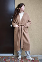 Lauren Manoogian Fluffy Robe Coat / Incense