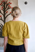 Eve Gravel Ode Top / Olive
