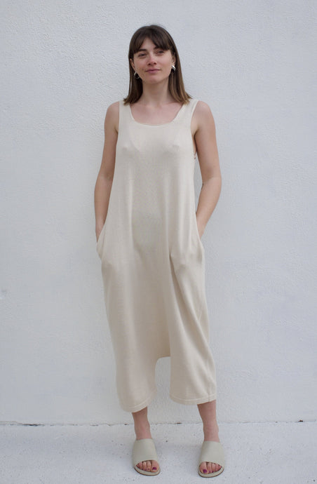 Lauren Manoogian New Playa Suit / Raw White