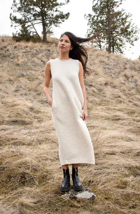 Lauren Manoogian Bend Dress / Crudo