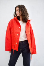 Girls of Dust Nuclear Rain Jacket / Orange