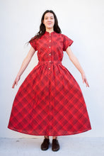 Girls of Dust Service Dress / Check