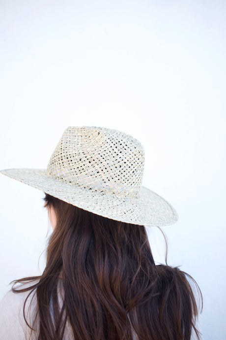 Janessa Leone Lois Hat / Natural