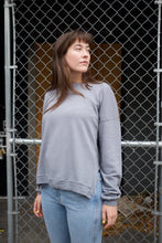 Lacausa Light Malibu Sweatshirt / Cotton Fossil