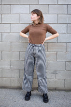 Rita Row Nati Pant / Black Gingham