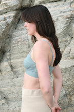 Baserange Soft Bra / Juliet Green