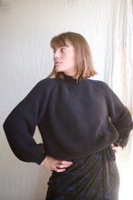 Rita Row Matilda Knit Sweater / Black