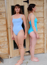 Straight One Piece / Periwinkle