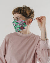 BAGGU Fabric Mask Set Loop / Backyard Fruit