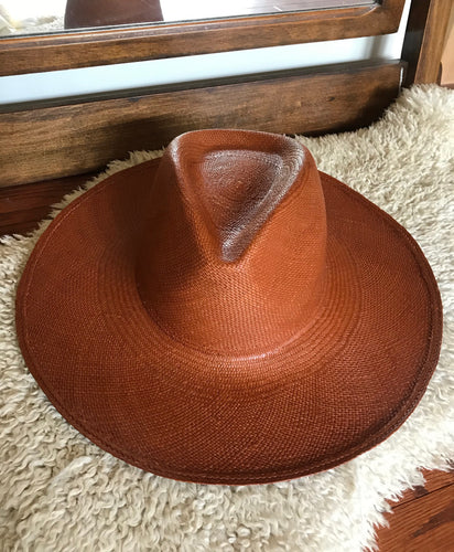 Clyde Caro Hat / Ancho