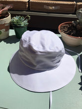 Clyde Fisherman Hat / White