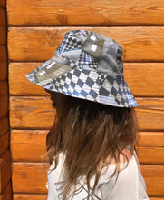 Clyde Ebi Bucket Hat / Maya Beaudry Check Print