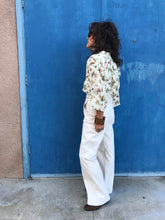Rachel Comey Harlan Pant in Dirty White Denim