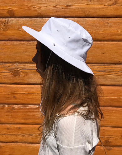 Clyde Trail Hat / Optic White