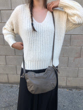 Erin Templeton TGIF Bag in Recycled Leather / Taupe
