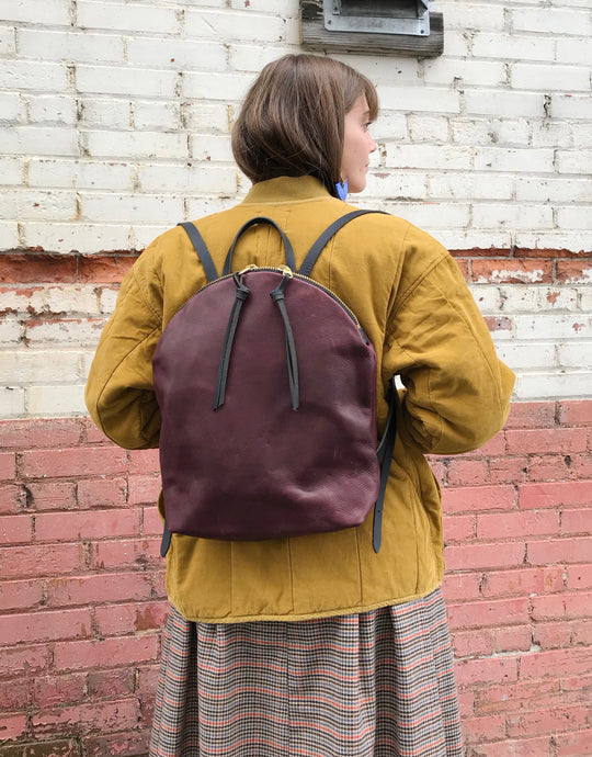 Eleven Thirty Anni Large Backpack  / Bordeaux