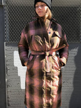 Rachel Comey Era Coat / Pink Bottiglia Check