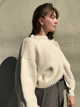 I love Mr Mittens Jackie Jumper Wool / Cream