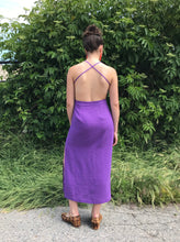 Paloma Wool Carlota Dress / Dark Mauve