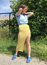 Paloma Wool Landia Skirt / Pastel Yellow