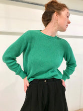 Decade Mary Sweater / Emerald