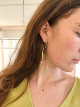 Fay Andrada Moni LG Earrings / Brass