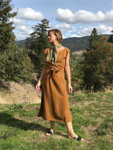 Ozma La Piedra Dress / Copper