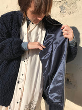 Mr Larkin Jay Jacket / Navy