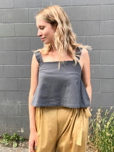 Szeki Summer Sun Top / Grey