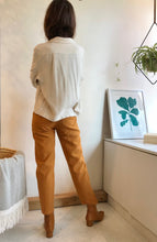 Eve Gravel Get Down Pants / Ochre
