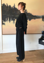 Lauren Manoogian Peg Pants / Coal
