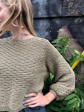Iva Long Sleeve / Tan