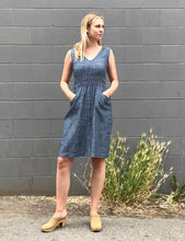 Modaspia Fiji Dress / Denim Chambray